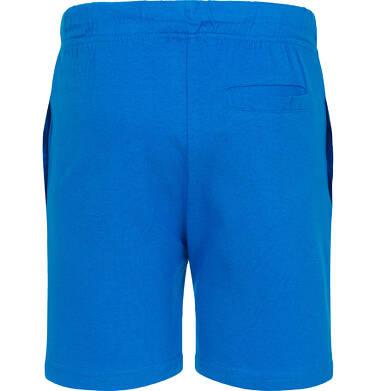 Endo - Krótkie spodenki dla chłopca, niebieskie, 2-8 lat C06K014_2 13