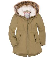 Endo - Długa parka zimowa dla dziewczynki 9-13 lat D72A512_1