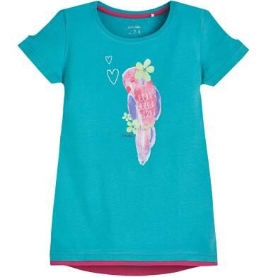 Endo - Tunika z krótkim rękawem dla dziewczynki 3-8 lat D81G139_1