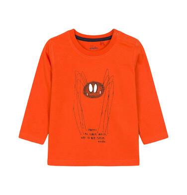 Endo - T-shirt z długim rękawem dla dziecka 0-3 lata N92G045_1