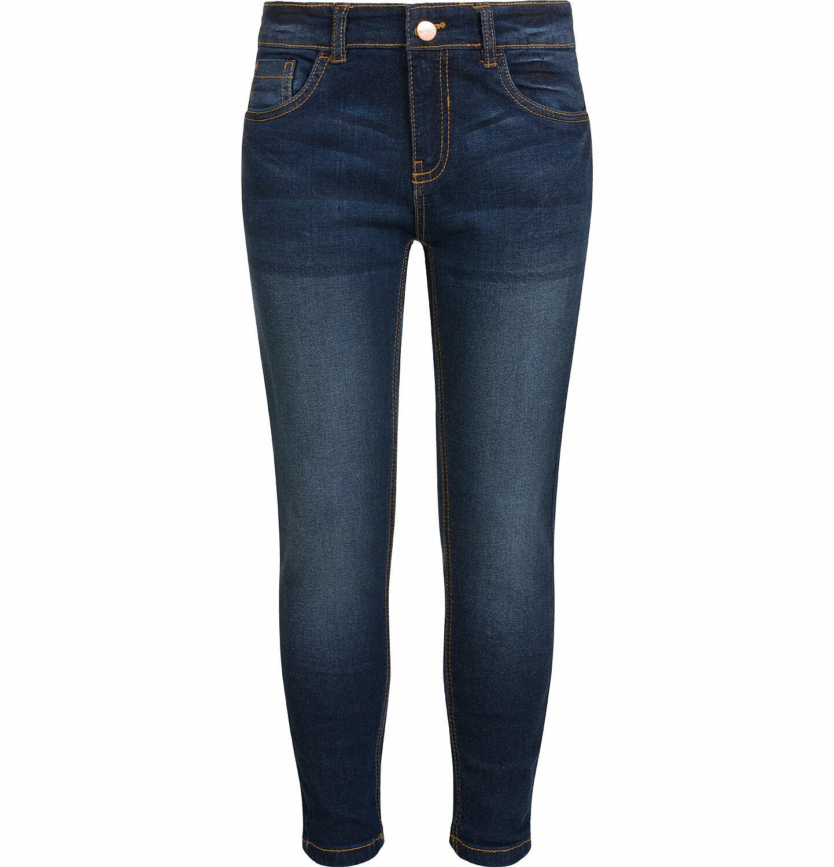 Endo - Spodnie jeansowe dla dziewczynki, 2-8 lat D03K028_2