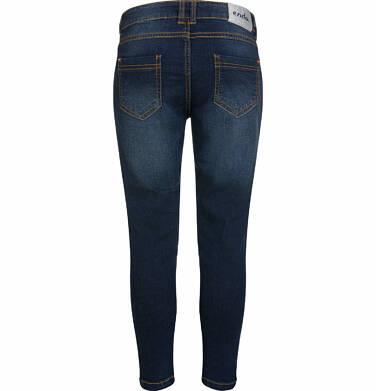 Endo - Spodnie jeansowe dla dziewczynki, 2-8 lat D03K028_2,2