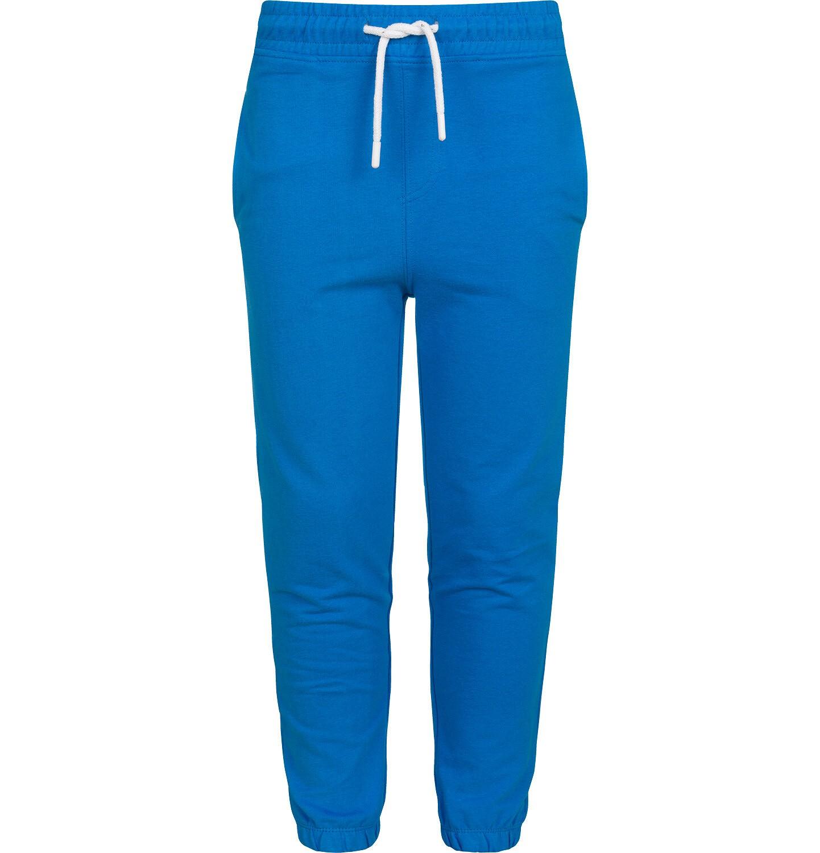 Endo - Spodnie dresowe dla chłopca, niebieskie, 2-8 lat C05K020_1