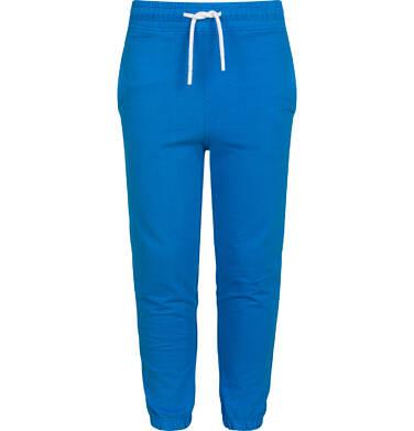 Endo - Spodnie dresowe dla chłopca, niebieskie, 2-8 lat C05K020_1 24