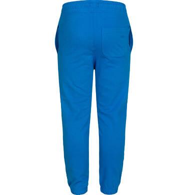 Endo - Spodnie dresowe dla chłopca, niebieskie, 2-8 lat C05K020_1 11