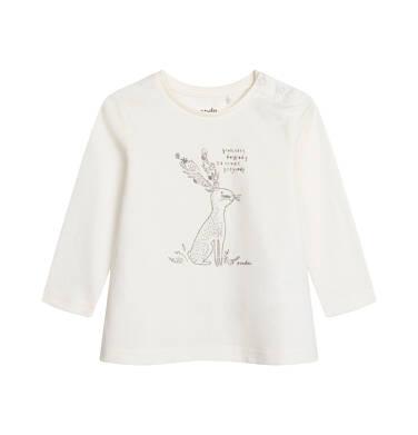 Endo - Bluzka dla dziecka do 2 lat, porcelanowa N04G033_1,1