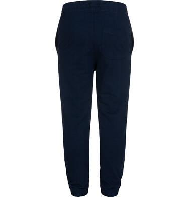 Endo - Spodnie dresowe dla chłopca, granatowe, 2-8 lat C05K020_3 4