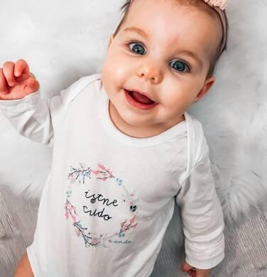 Endo - Body dla dziecka z długim rękawem, porcelanowe N04M009_1 9