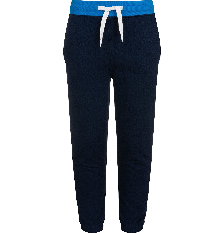 Endo - Spodnie dresowe dla chłopca, granatowe, 2-8 lat C05K021_2