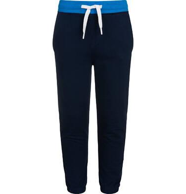 Endo - Spodnie dresowe dla chłopca, granatowe, 2-8 lat C05K021_2 22