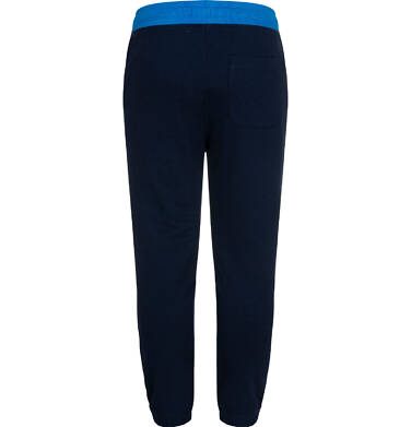 Endo - Spodnie dresowe dla chłopca, granatowe, 2-8 lat C05K021_2 15