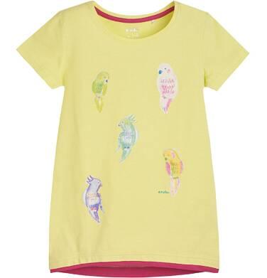 Endo - Tunika z krótkim rękawem dla dziewczynki 3-8 lat D81G157_1