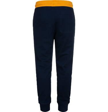 Endo - Spodnie dresowe dla chłopca, granatowe, 2-8 lat C05K024_3 12