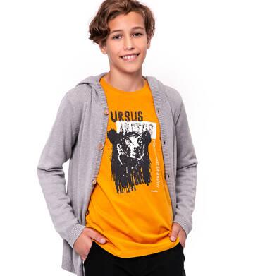 Endo - T-shirt z długim rękawem dla chłopca 9-13 lat C92G544_2