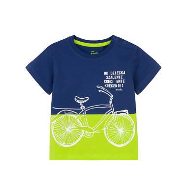 T-shirt dla dziecka 0-3 lata N91G080_1