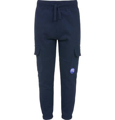 Endo - Spodnie dresowe dla chłopca, granatowe, 9-13 lat C92K516_1