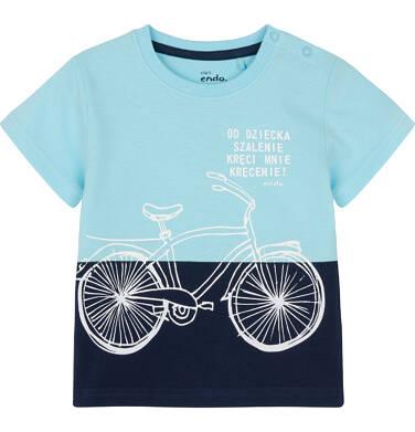 T-shirt dla dziecka 0-3 lata N91G081_1
