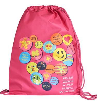 Endo - Worek-plecak dla dziewczynki SD82G005_1