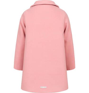 Endo - Płaszcz przejściowy dla dziewczynki, z kołnierzykiem, różowy, 9-13 lat D05A004_1,5