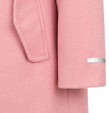 Endo - Płaszcz przejściowy dla dziewczynki, z kołnierzykiem, różowy, 9-13 lat D05A004_1,3