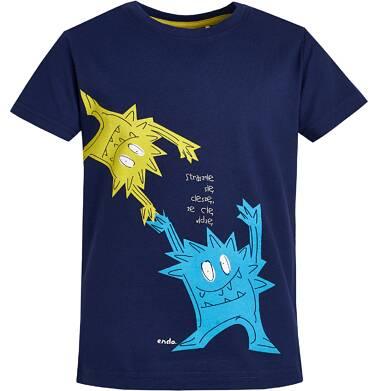 Endo - T-shirt dla chłopca 9-13 lat C81G538_1