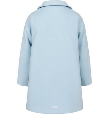 Endo - Płaszcz przejściowy dla dziewczynki, z kołnierzykiem, jasnoniebieski, 9-13 lat D05A004_2,5