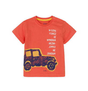 T-shirt dla dziecka 0-3 lata N91G092_1
