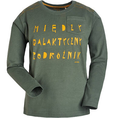 Endo - T-shirt z długim rękawem dla chłopca 9-13 lat C81G539_1