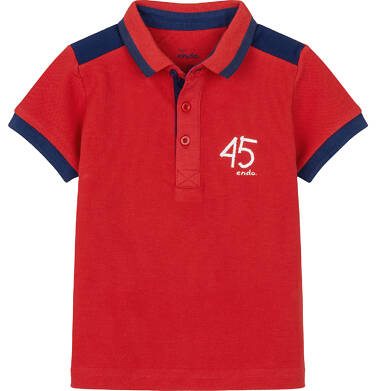 Endo - Koszulka polo dla dziecka 0-3 lata N91G096_1