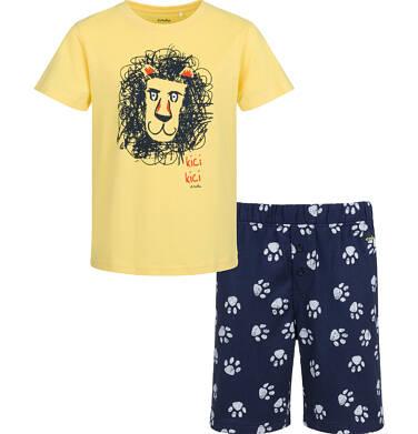Endo - Piżama z krótkim rękawem dla chłopca, z tygrysem, 2-8 lat C03V008_1 35