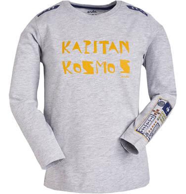 Endo - T-shirt z długim rękawem dla chłopca 9-13 lat C81G540_1