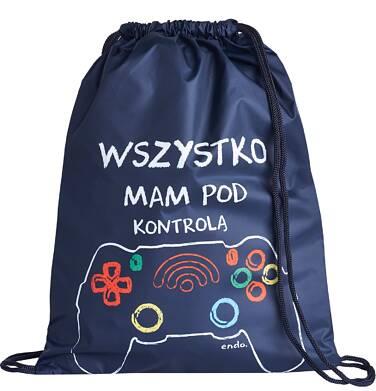 Endo - Worek-plecak dla chłopca SD82G010_1