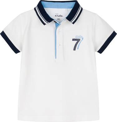 Endo - Koszulka polo dla dziecka 0-3 lata N91G098_1