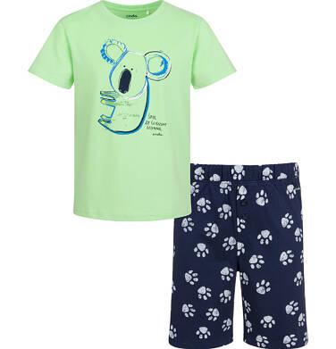Endo - Piżama z krótkim rękawem dla chłopca, z koalą, 2-8 lat C03V009_1 27