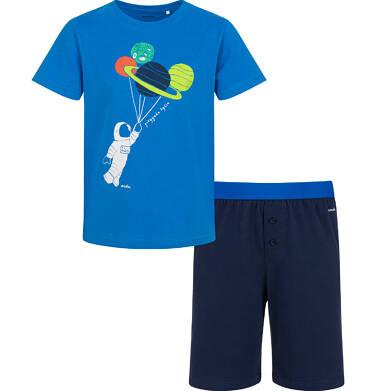 Endo - Piżama z krótkim rękawem dla chłopca, z astronautą, 2-8 lat C03V010_1 1
