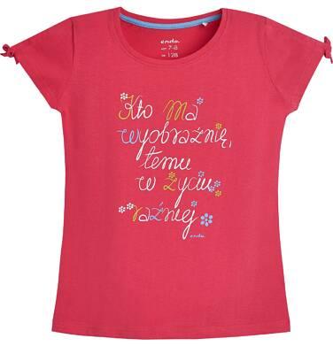 Endo - T-shirt dla dziewczynki 9-13 lat D81G547_1