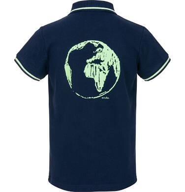 Endo - Koszulka polo z krótkim rękawem dla chłopca 9-13 lat C91G553_2