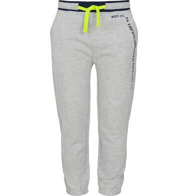 Endo - Spodnie dresowe dla chłopca 3-8 lat C91K012_1