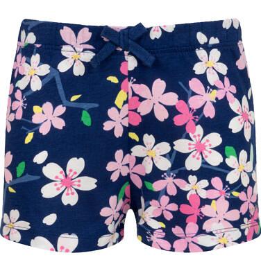 Endo - Piżama z krótkim rękawem dla dziewczynki, z sercem w kwiatki, różowa, 3-8 lat D06V013_1 12