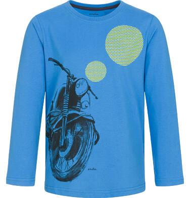 Endo - T-shirt z długim rękawem dla chłopca 9-13 lat C92G565_1,1