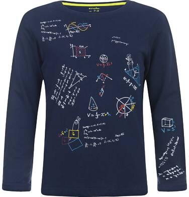 Endo - T-shirt z długim rękawem dla chłopca 3-8 lat C82G519_1