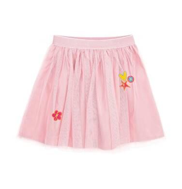 Endo - Tiulowa spódnica dla dziewczynki 3-8 lat D72J009_2