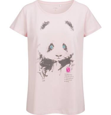 Endo - Piżama damska, deseń w pandy Y03V005_1,3