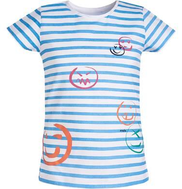 Endo - T-shirt z krótkim rękawem dla dziewczynki 9-13 lat D81G534_1
