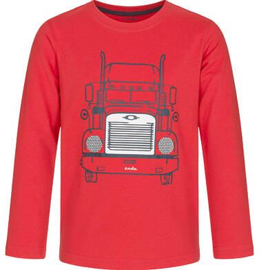Endo - T-shirt z długim rękawem dla chłopca 3-8 lat C92G068_1