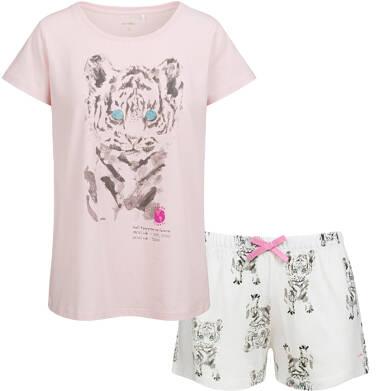 Endo - Piżama damska, deseń w tygrysy Y03V006_1 1