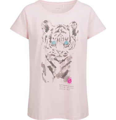 Endo - Piżama damska, deseń w tygrysy Y03V006_1,3