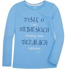 Endo - Bluzka z długim rękawem  dla dziewczynki 3-8 lat D72G153_1