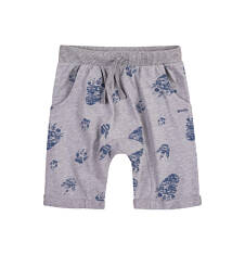 Krótkie spodenki dresowe dla chłopca 4-8 lat C71K019_1