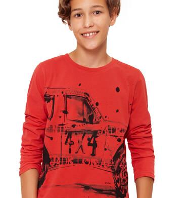 Endo - T-shirt z długim rękawem dla chłopca 9-13 lat C92G570_1